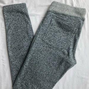 J Crew Saturday Pants in Blue/Gray XXS